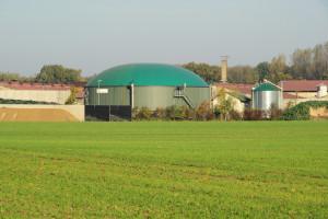 Biogasanlage - biogas plant 45