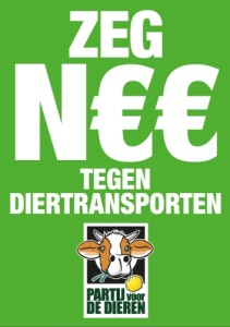 Against animal transport